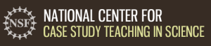 The National Center for Case Study Teaching in Science Logo