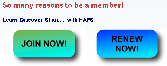 Join HAPS.