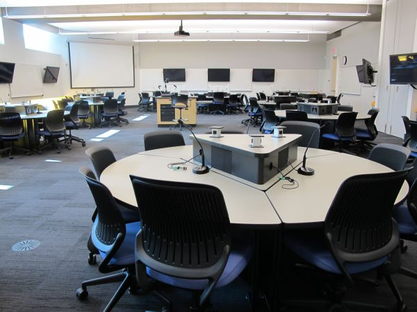 The open learning classroom