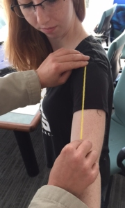 String can help students identify the logical line of action across a joint.
